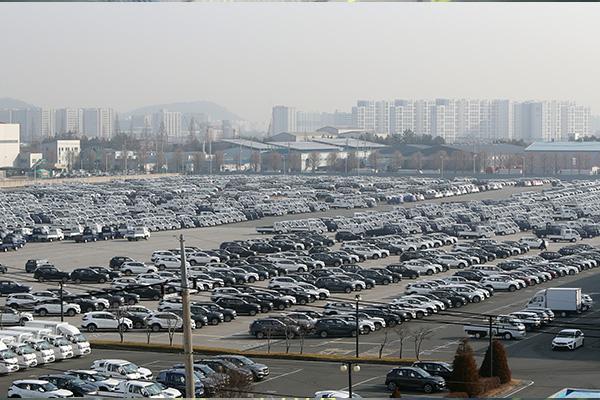 انخفاض مبيعات السيارات الكورية بنسبة 14.5% في مارس