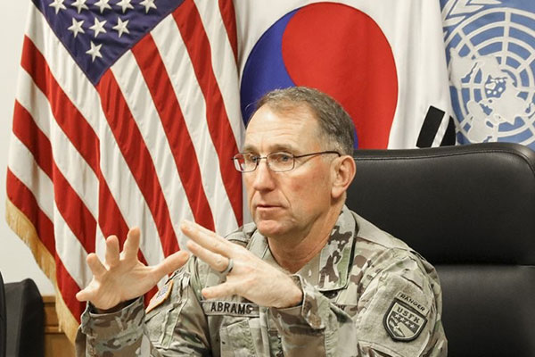 USFK Commander: N. Korea Sent Special Forces to Chinese Border to Contain COVID-19