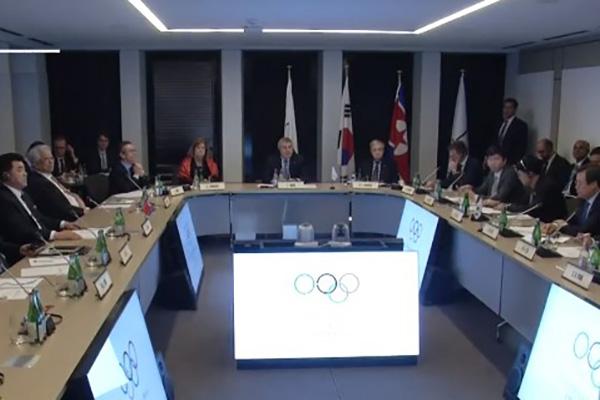 اللجنة الأولمبية الدولية تدعو لعقد اجتماع طارئ لمواجهة كورونا