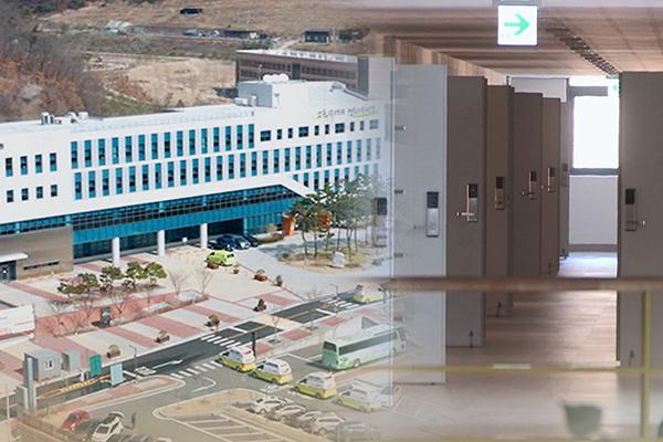 大邱・慶北の生活治療センター終了 医療崩壊防ぐ