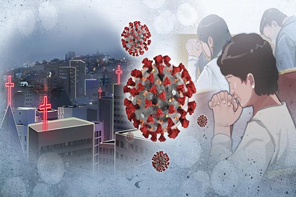 Администрация провинции Кёнгидо ограничила деятельность религиозных общин для противодействия вирусу COVID-19