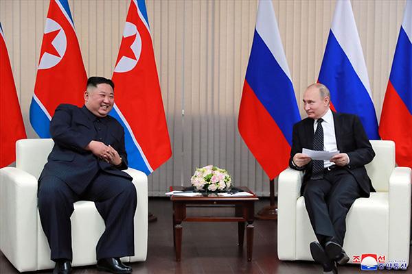 Товарооборот между КНДР с Россией вырос на 40,6%