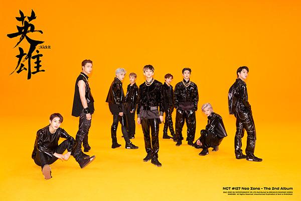 BTS dan NCT 127 Berada di Sepuluh Tangga Lagu Teratas AS, Billboard 200