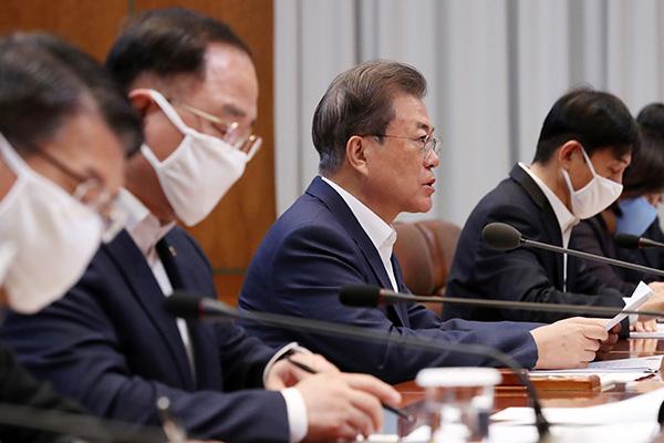 Pemerintah Korsel Laksanakan Tindakan Keuangan Darurat Senilai 50 Triliun Won