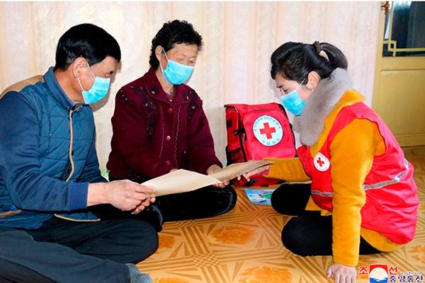 Nordkorea entlässt weitere Menschen aus Quarantäne wegen Covid-19