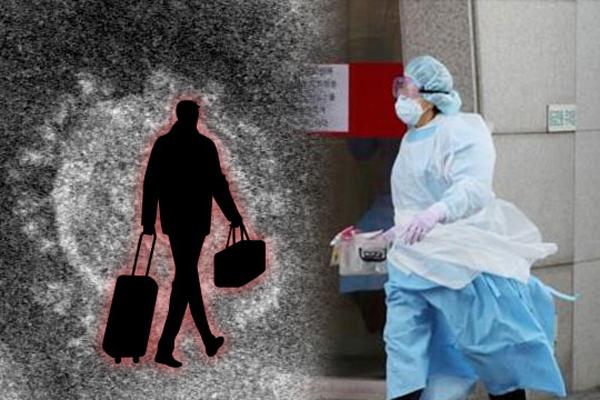 15% вновь подтверждённых случаев COVID-19 – люди, прибывшие из-за рубежа