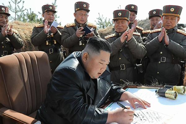 ЦТАК: 21 марта в КНДР проведены испытания «тактического управляемого оружия»