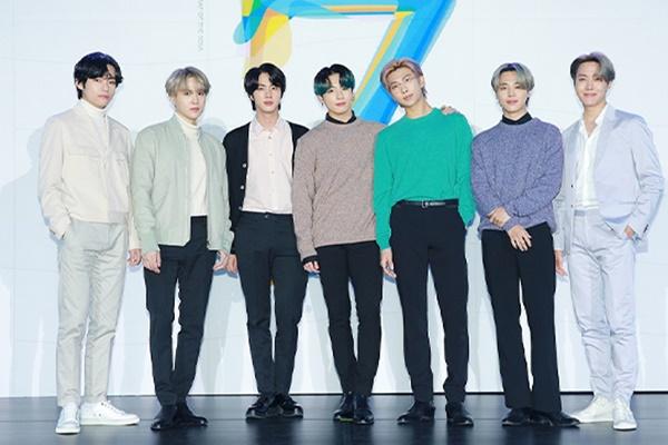 Группа BTS отложила гастроли в Северной Америке