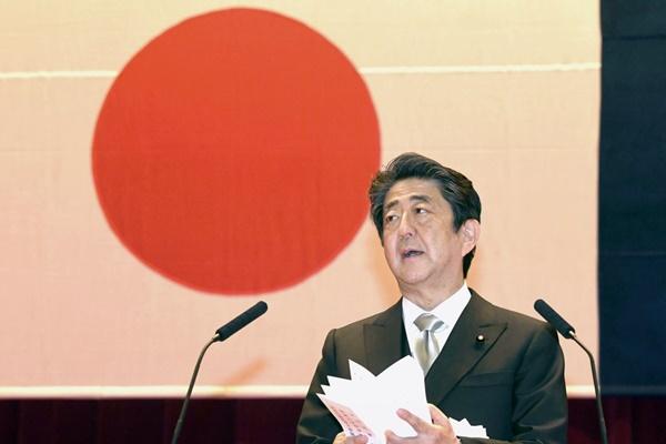 Japans Premier signalisiert Möglichkeit der Verschiebung Olympischer Spiele