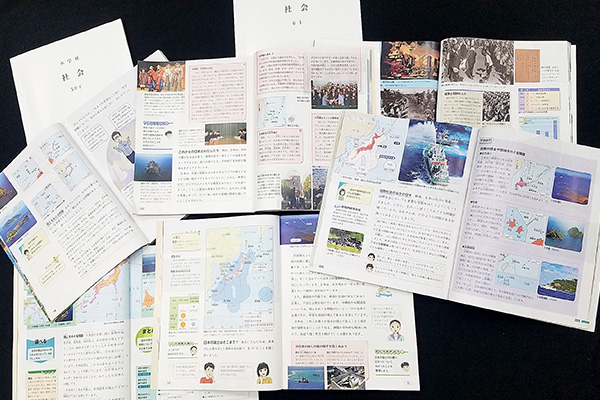 В японских школьных учебниках вновь выражены притязания на острова Токто