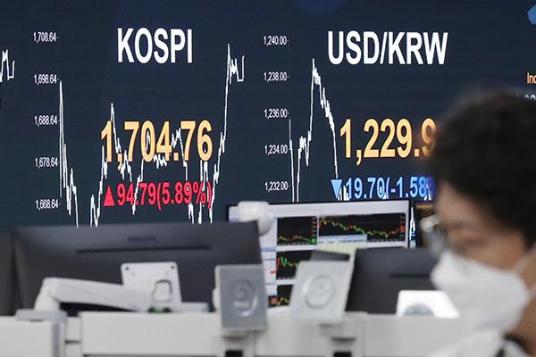 3月25日主要外汇牌价和韩国综合股价指数