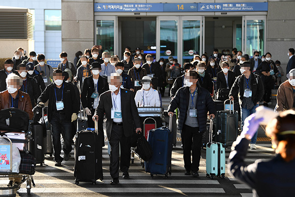 600 S. Koreans in Italy Apply for Chartered Flights to Return Home