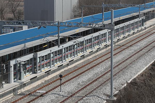 경의선 최북단 임진강역서 28일부터 'DMZ 사진전'