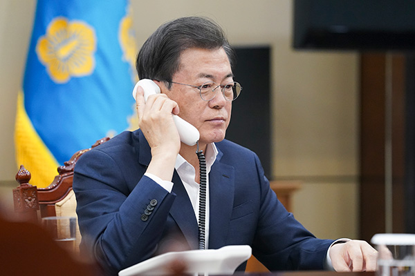 Presiden Moon Akan Berbagi Pengalaman Korsel Tangani COVID-19 di KTT Luar Biasa G20