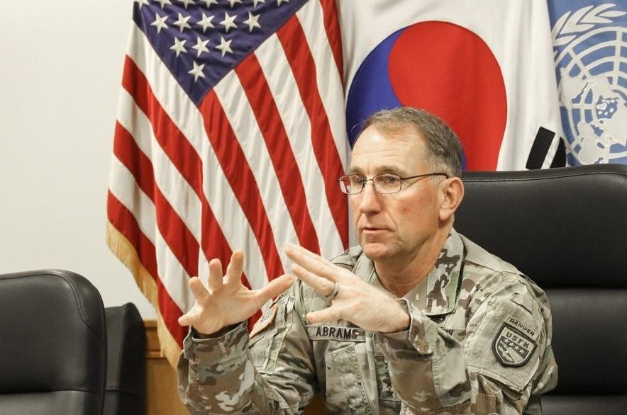 驻韩美军宣布进入公共卫生紧急状态