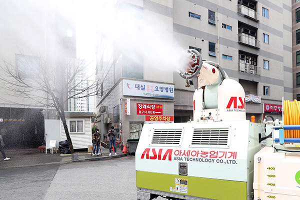 Hàn Quốc ghi nhận 125 ca nhiễm mới tính tới 0 giờ ngày 31/3