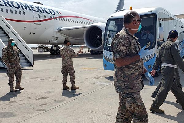 Covid-19 : rapatriement des 198 sud-Coréens confinés au Pérou