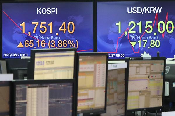 La Bolsa surcoreana cierra la semana al alza