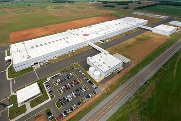 GM y LG construirán una segunda fábrica de baterías en EEUU