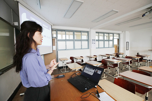 Schools in S. Korea to Start Academic Year Online Amid COVID-19 Concerns