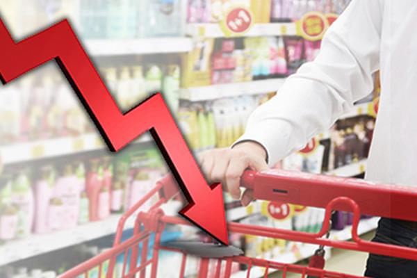 Chỉ số tâm lý tiêu dùng giảm mạnh do tác động của đại dịch corona-19