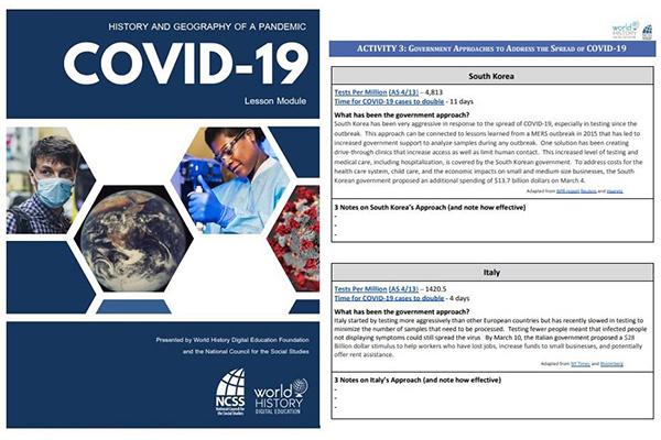 COVID-19 : la réponse sud-coréenne à la pandémie présentée dans les écoles américaines