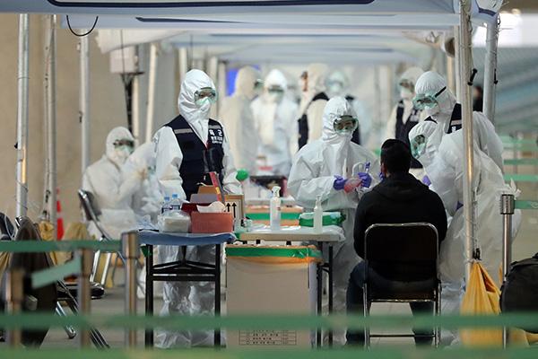 Corona-Infektionszahl in Südkorea steigt um 125 auf 9.786