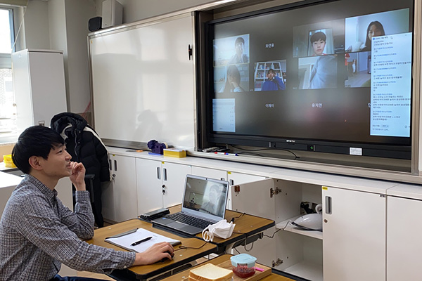 Tech Savvy S. Korea to Launch New School Semester Online amid Coronavirus Outbreak