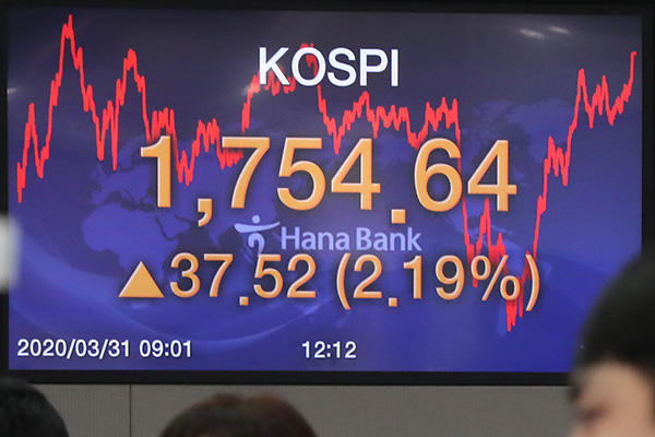Börse in Seoul legt mehr als zwei Prozent zu
