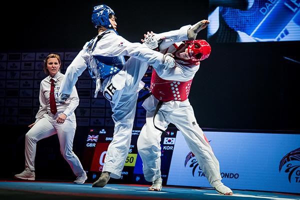 2021 세계태권도선수권 10월로 연기…도쿄올림픽 출전권은 유지