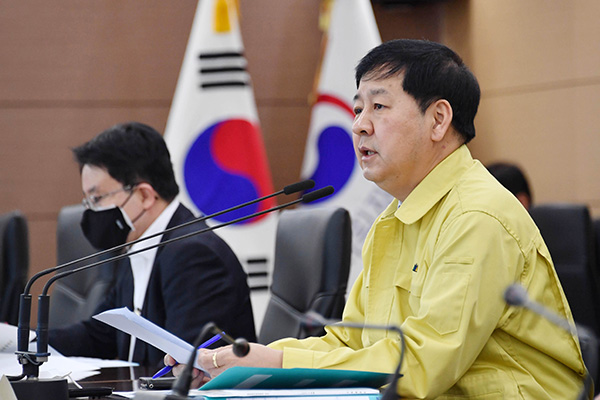 '4-Member Households Earning Under 7 Mln Won Subject to Emergency Relief Payment'