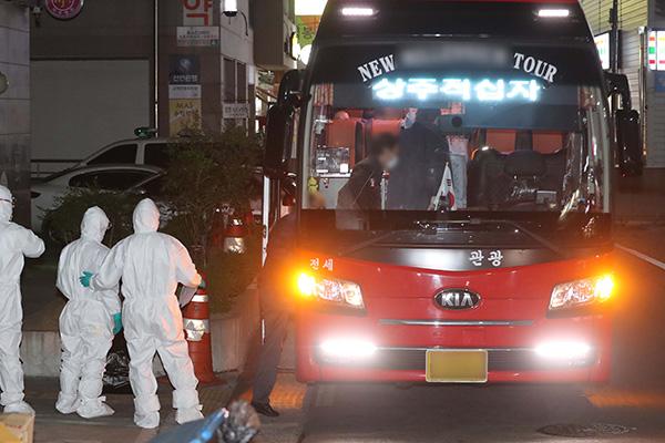 تسجيل 125 إصابة جديدة بفيروس كورونا في كوريا الجنوبية