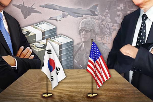 青瓦台 「韓米防衛費分担金交渉は今もなお続いている」