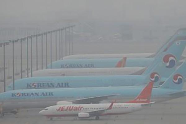 الخطوط الجوية الكورية تعلق رحلاتها بين إنتشون وواشنطن