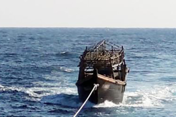 韩政府:北韩船员并无真诚归顺意向因而遣返北韩