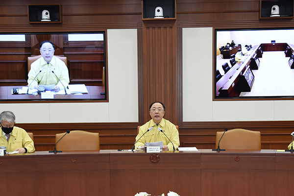Finance Minister Projects S. Korea's Exports to Face More Difficulties