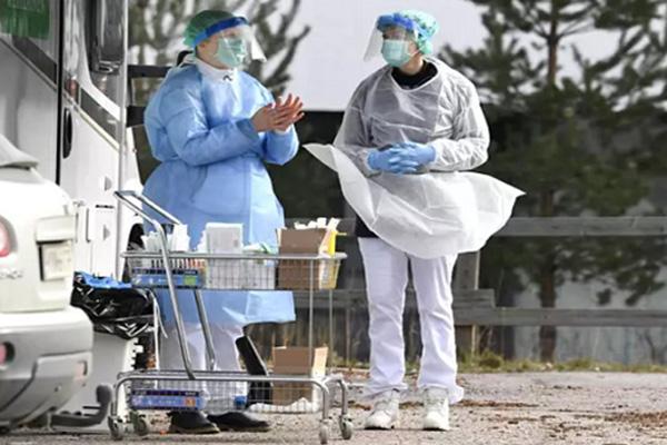 Phần Lan gửi mẫu bệnh phẩm xét nghiệm virus corona-19 sang Hàn Quốc