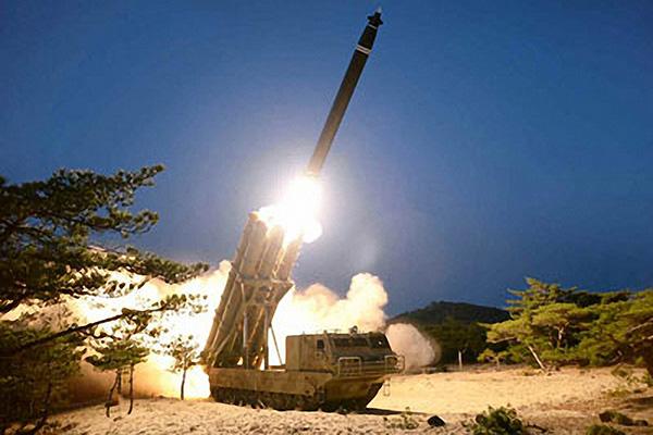 مجلس الأمن يخفق في تبني قرار يندد بتجارب كوريا الشمالية الصاروخية