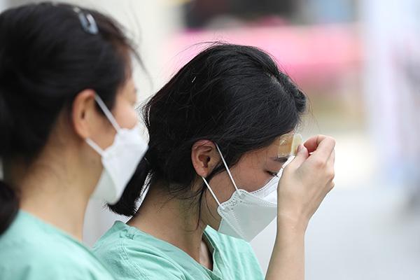 서울서 코로나19 환자 첫 사망…폐암 말기 마포구 44세 남성