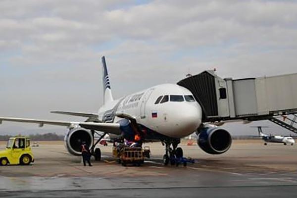 러시아 하바롭스크발 인천행 특별 항공편 갑자기 취소
