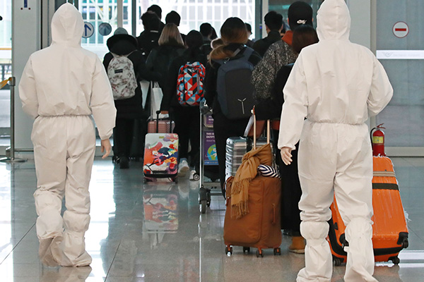 S. Korea Reports 94 More COVID-19 Cases, Total at 10,156