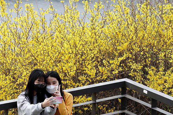 Rata-rata Suhu Udara Korsel Bulan Maret 2020 Paling Tinggi Kedua dalam Sejarah