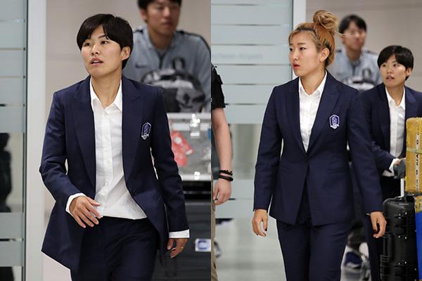 지소연·조소현 등 여자축구 유럽파, 속속 귀국…2주간 자가격리