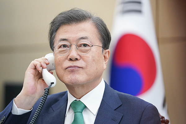 Moon Requests Malaysia's Support for S. Korean Candidate for WTO Top Post