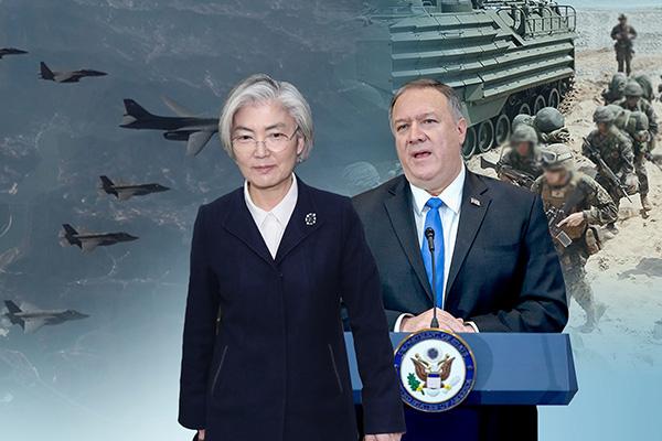 Сеул и Вашингтон не достигли соглашения о разделении расходов на оборону