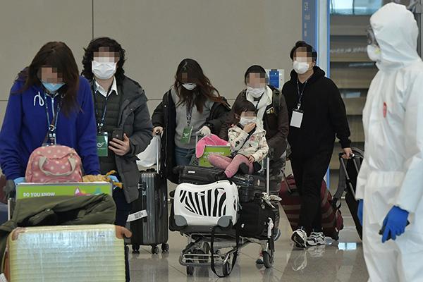 上月入境韩国人员减少92% 韩限制所有入境外国人活动范围