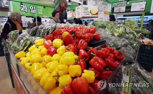 S. Korea's Exports of Farm Products Rise 5.8% in Q1