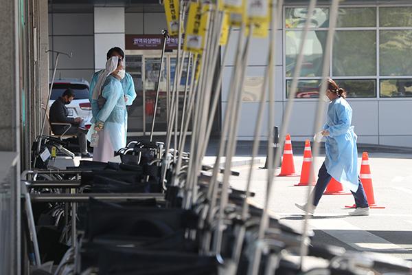 عدد حالات الإصابة الجديدة بفيروس كورونا في كوريا يقل عن 50