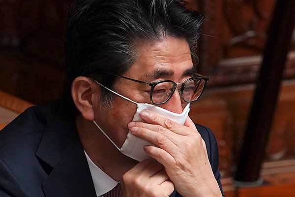 Japan erklärt wegen Coronavirus Notstand in sieben Regionen