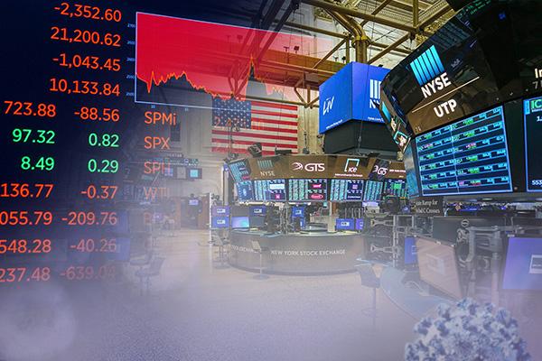 أسواق الأسهم العالمية ترتفع بـ24% بعد خسائرها بسبب فيروس كورونا
